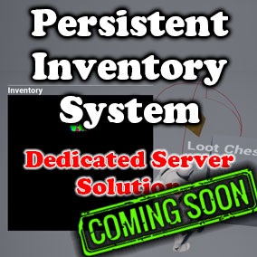 Persistent-Inventory-System-For-Dedicated-Servers-Unreal-Engine-4